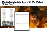 """""""I See Fire"""": Musical Analysis to Pair with The Hobbit"""