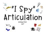 """""""I Spy"""" Articulation"""