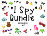 """I Spy"" Bundle"