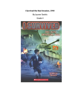 """I Survived"" Close Read"
