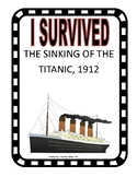 """""""I Survived the Sinking of the Titanic, 1912"""" Companion Guide"""