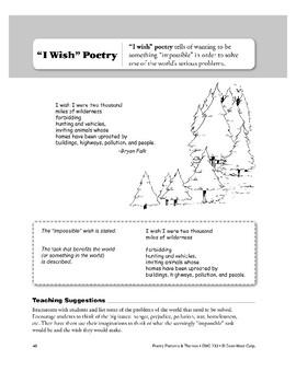 """""""I Wish"""" Poetry"""