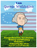 """I am George Washington"" by Brad Meltzer - Book Study for 3rd and 4th"