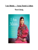 """I am Malala"" Novel Study"