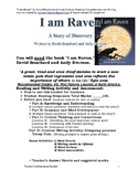 """""""I am Raven"""" by David Bouchard Reading Comprehension and W"""