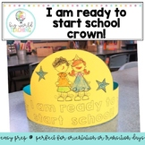 *I am ready to start school!* Crown