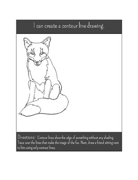"""""""I can..."""" Drawing Packet"""
