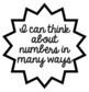 """""""I can"""" Mathematical Practices Posters"""