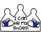 """""""I can tie my shoes"""" award"""