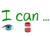 """I can"" visual/poster"