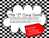 """""""I"""" card Game"""