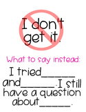 """""""I don't get it"""" poster"""