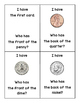 """""""I have... Who has..."""" Money -  Coin Identification and Values"""