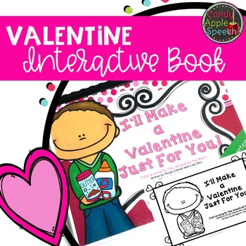 """I'll Make a Valentine Just For You"" Interactive Story"