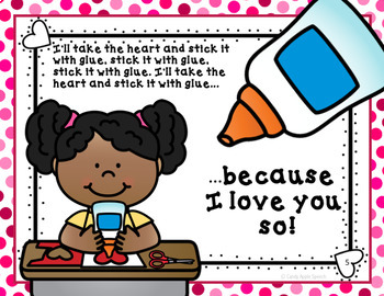 """""""I'll Make a Valentine Just For You"""" Interactive Story"""