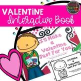 Valentine Interactive Book