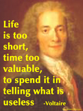 """I'm Going to Change the World"" The Story of Voltaire ~ Part 2 ~ Analyzing Text"