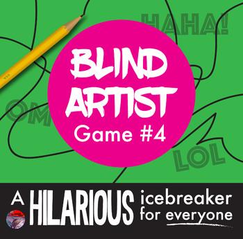 [ICEBREAKER] Blind Artist Game: Version #4