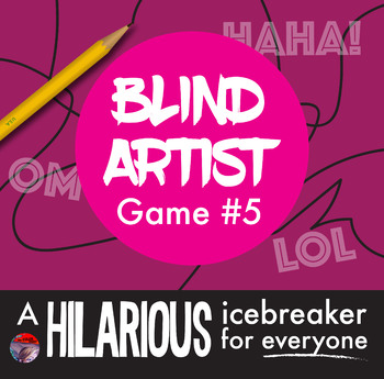 [ICEBREAKER] Blind Artist Game: Version #5