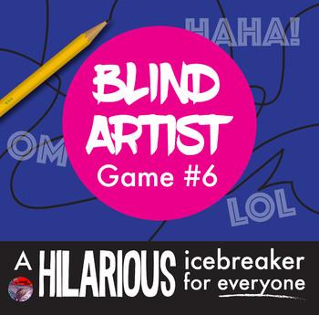 [ICEBREAKER] Blind Artist Game: Version #6