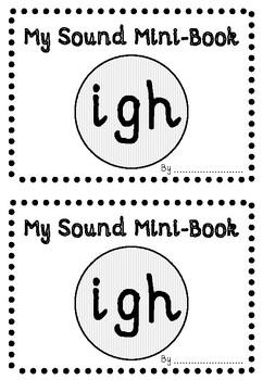 'IGH' PHONIC SOUND MINI-BOOK