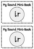 'IR' PHONIC SOUND MINI-BOOK