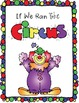 """If I Ran The Circus"" Seuss-Inspired Writing Prompt Craft & Class Book"