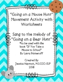 """""""If You Take a Mouse to School"""" Movement Activity with Ver"""