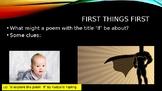 'If' by Rudyard Kipling Analysis