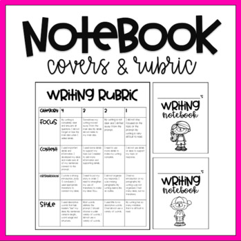 Writing Workshop // Banner & Interactive Notebook
