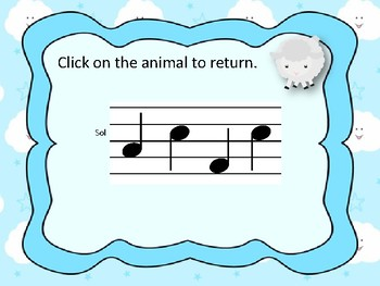 """In like a lion, Out like a lamb"" March Melody Reading Game {do}"
