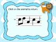 """In like a lion, Out like a lamb"" March Melody Reading Game {sol mi la}"