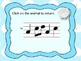 """""""In like a lion, Out like a lamb"""" March Melody Reading Game {sol mi la}"""