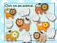 """In like a lion, Out like a lamb"" March Rhythnm Reading Game {ti tom}"