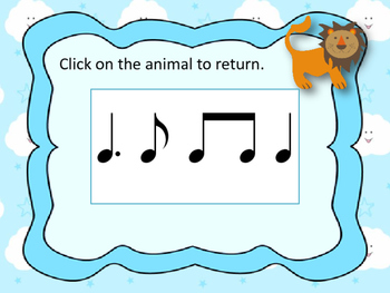 """In like a lion, Out like a lamb"" March Rhythnm Reading Game {tom ti}"