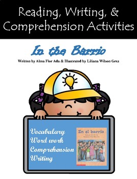 """""""In the Barrio"""" Guided Reading and Writing Program Activities"""