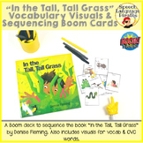 """In the Tall, Tall Grass"" - Speech and Language Activities"