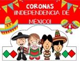 ¡Independencia de México! ESPAÑOL / Mexican Independence S