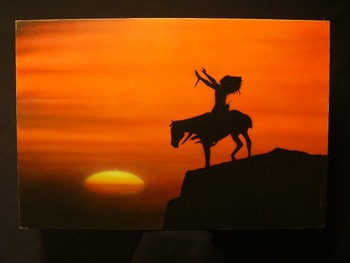 """""""Indian Sunset"""" Song Analysis Close Reading Activity"""