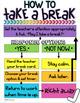 TAKE A BREAK SYSTEM - Tier 2/3 [EDITABLE]