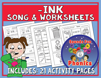 -Ink Worksheets