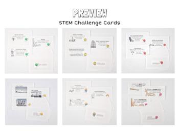 """""""Innovation Station"""" - Makerspace / STEM: Engineering Challenge Bundle"""
