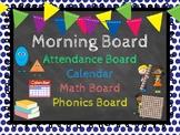 *Interactive Morning Board*