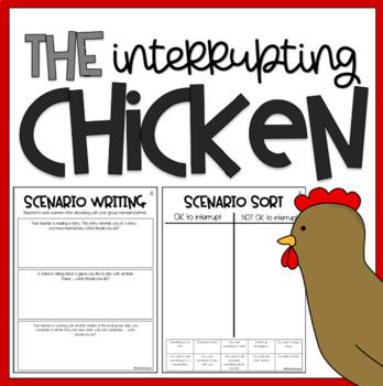 Interrupting Chicken / Read Aloud