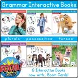 Past Tense -Ed: Grammar Interactive Series