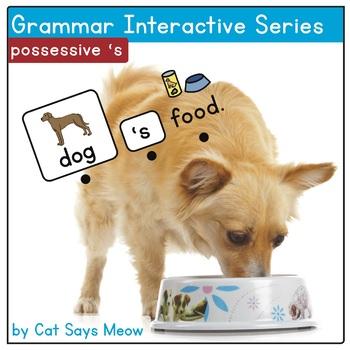 Possessive S: Grammar Interactive Series