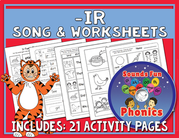 -Ir Worksheets