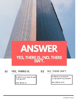 """""""Is there anyway"""" Adverb Pattern English (w Korean translation)"""