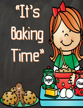 """It's Baking Time"""