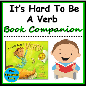 """""""It's Hard to be a Verb"""" - Activities"""